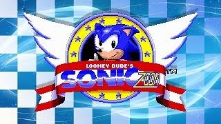 getlinkyoutube.com-Sonic Zoom - Walkthrough