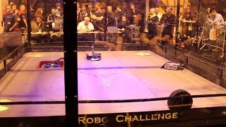 getlinkyoutube.com-FRA - Fighting Robots Association 2014 Featherweight Championship - All Seven Battles from Q7