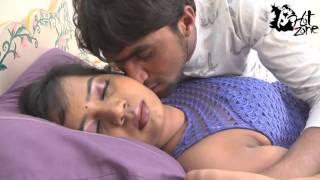 Telugu Desi Aunty Dreaming About her Boy Friend