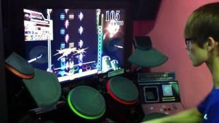 getlinkyoutube.com-【DrummaniaXG2】 Through The Fire And Flames ( MASTER ) FULLCOMBO