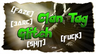 getlinkyoutube.com-Call of Duty: Black Ops 2 Clan Tag Glitch [GERMAN TUTORIAL] [PS3/XBOX360]