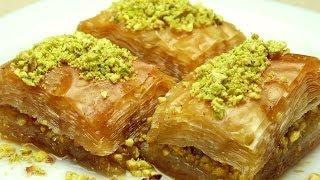 getlinkyoutube.com-How to Make Baklava | Easy Turkish Recipes