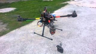 Arducopter 3.0.0 Loiter and RTL Test