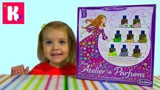 getlinkyoutube.com-Делаем духи распаковка набора Мой детский набор для приготовления парфюма