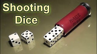 getlinkyoutube.com-Shooting DICE out of a Shotgun (5000fps slo-mo)