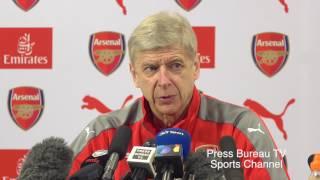 getlinkyoutube.com-Arsene Wenger pre Arsenal vs Burnley