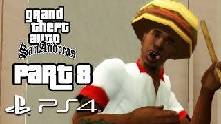 Grand Theft Auto San Andreas PS4 Gameplay Walkthrough Part 8 - OG LOC (GTA San Andreas PS4)