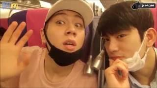 getlinkyoutube.com-Got7 Jinyoung judging face moments (Compilation #7) [Re-Upload]