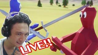 getlinkyoutube.com-totally accurate battle simulator Live :-ฝ่าด่าน 1- 20 กันสดๆ ;w;b!