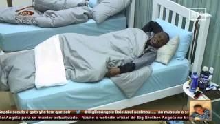 getlinkyoutube.com-Big Brother Angola- Acorda e dança