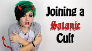 getlinkyoutube.com-I Accidentally Joined A Satanic Cult. | HeyThereImShannon