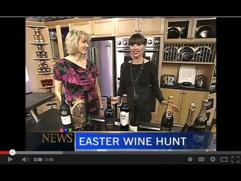 Easter Wines for Fish, Lamb + Ham: CTV News - Natalie MacLean