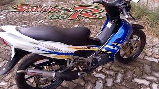 getlinkyoutube.com-Suzuki Satria 120 RU LSCM Hiu 2 Tak Agresif