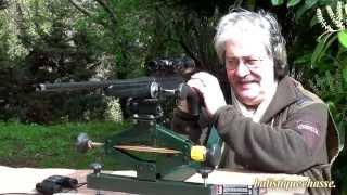 getlinkyoutube.com-la carabine X-Bolt Super feather Trigger cal 30 06 et la lunette Maquis de Bernard Optic
