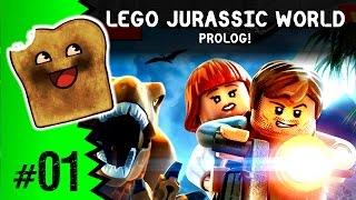 getlinkyoutube.com-LEGO JURASSIC WORLD PO POLSKU   PROLOG!