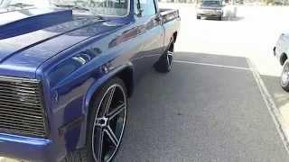 getlinkyoutube.com-Candy Purple Chevy Shortbed Tn Toyz Car Club #WhipPaparazzi