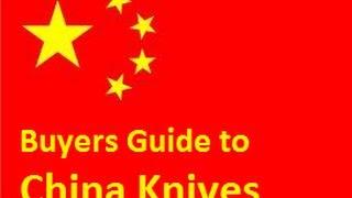 getlinkyoutube.com-Buyer's Guide to China Knives