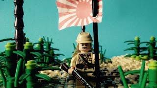 getlinkyoutube.com-Lego WW2 Battle of Guadalcanal