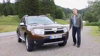 getlinkyoutube.com-Dacia Duster: Volles SUV zum halben Preis