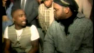 getlinkyoutube.com-Tupac laughs at his N.Y. assassins on Luke's Peep Show (1995) (RARE)