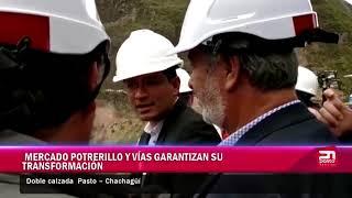 MERCADO POTRERILLO Y VÍAS GARANTIZAN SU TRANSFORMACIÓN