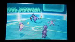 getlinkyoutube.com-Pokemon X/Y : MultiShiny Battle 02
