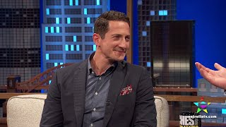 getlinkyoutube.com-Sasha Roiz and Nicholas D'Agosto on Noches con Platanito