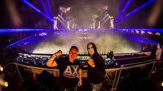 getlinkyoutube.com-Angerfist & Partyraiser at Defqon.1 Weekend Festival 2016