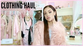 getlinkyoutube.com-Fall 2015 Clothing Haul | Tobi, Nasty Gal, Miss Selfridge