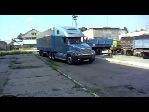 Freightliner проверка тормозов