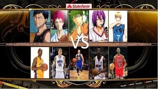 getlinkyoutube.com-Kuroko's Basketball (Teiko vs NBA)