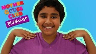 getlinkyoutube.com-Clap Your Hands | Mother Goose Club Playhouse Kids Video
