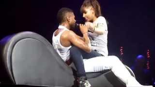 getlinkyoutube.com-Usher Fan Lapdance very sexy!!  HD