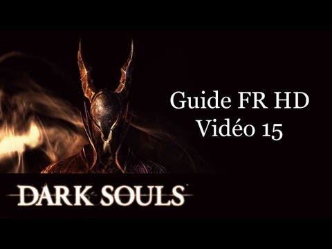 Guide FR HD Dark Souls partie 15 [boss optionnel gwyndolin soleil noir]