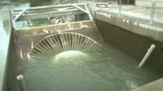 getlinkyoutube.com-HYDROELECTRIC POWER PLANT TURBINE GENERATOR GROUP VLH