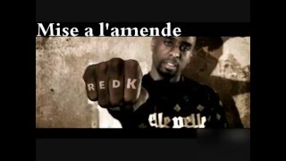 Makaba - Mise A L'amende (ft. Never Slave Muzik et R.E.D.K)
