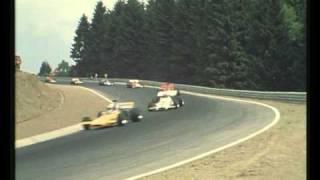 F1 1971 GP Nürburgring Nordschleife