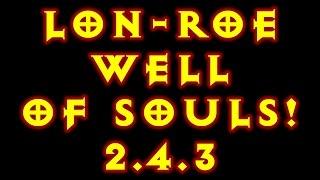 getlinkyoutube.com-Diablo 3 WD LoN-RoE Well Of Souls! Build 2.4.3 PTR
