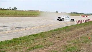 getlinkyoutube.com-High speed crash at Malta car show! - no comment