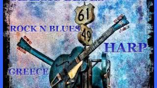 getlinkyoutube.com-Classic Blues & Rock N' Blues & Harp Mix Part 1 - Dimitris Lesini Blues