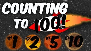 getlinkyoutube.com-Counting to 100 Songs for Children - Count to 100 - Count 1 to 100 - Count by 1's 2's 5's 10's to 10