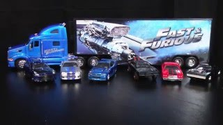 getlinkyoutube.com-Fast & Furious Brian and Dom's Rides Collection - Jada Toys