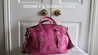 HUGE Dooney & Bourke haul!