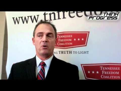 State Rep. Womick (R-TN) calls for purging military of Muslim Americans