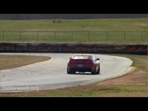 Road Test: 2012 Chevrolet Camaro ZL1