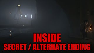 getlinkyoutube.com-INSIDE - Secret / Alternate Ending - How to Unlock Guide (Cornfield Secret Vault Door)