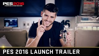 PES 2016 - Launch Trailer