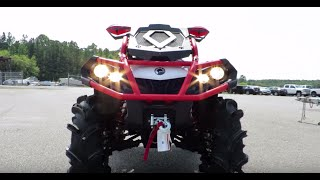 getlinkyoutube.com-2016 Can Am Outlander xMR 1000R Review