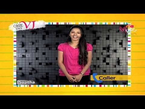 One Day VJ Contest : Sujitha