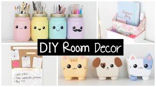 getlinkyoutube.com-DIY Room Decor & Organization - EASY & INEXPENSIVE Ideas!